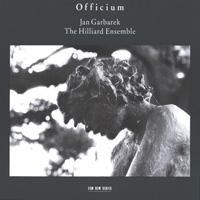 Jan Garbarek & Hilliard Ensem.: CD Officium