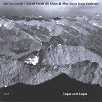 Jan Garbarek & Ust. F. Ali Khan: CD Ragas & Sagas