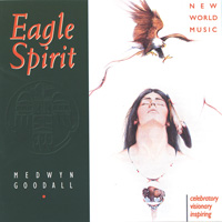 Medwyn Goodall: CD Eagle Spirit
