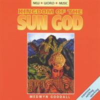 Medwyn Goodall - CD - Kingdom of the Sun God