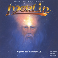 Medwyn Goodall - CD - Merlin