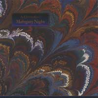 Gromer Al Khan - CD - Mahogany Nights