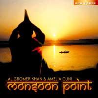 Gromer Al Khan & Cuni - CD - Monsoon Point