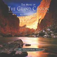 Nicholas Gunn - CD - The Music of the Grand Canyon