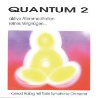 Konrad Halbig & Tbilisi Synf. Orch: CD Quantum 2