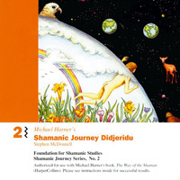 Michael Harner: CD Shamanic Journey 2 - Didjeridu
