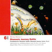 Michael Harner - CD - Shamanic Journey 6 - Rattle