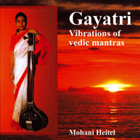 Mohani Heitel: CD Gayatri