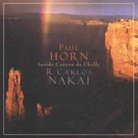 Paul Horn & Carlos Nakai: CD Inside Canyon de Chelly