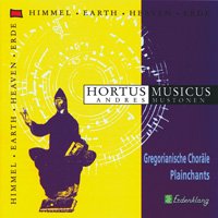 Hortus Musicus - CD - Plainchants