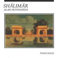 Alan Hovhaness - CD - Shalimar