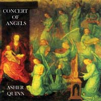 Asha (Denis Quinn): CD A Concert of Angels