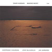 Zakir Hussain - CD - Making Music