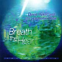 David Hykes &  Harmonic Choir: CD Breath of the Heart