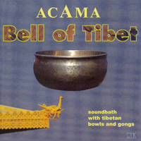 Acama - CD - Bell of Tibet