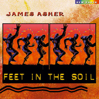 James Asher  Feet in the Soil  CD Image