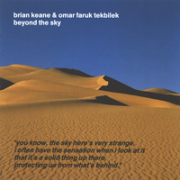 Brian Keane & Omar Tekbilek F. - CD - Beyond The Sky