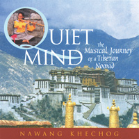 Nawang Khechog: CD Quiet Mind