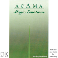 Acama - CD - Magic Emotions