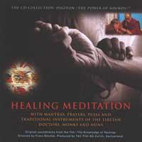 Kraft der Töne: CD Wissen vom Heilen - Heilmeditation