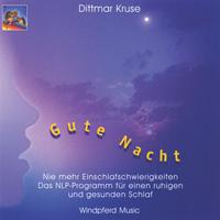 Dittmar Kruse - CD - Gute Nacht- Nie mehr Einschlafschwierigkeiten
