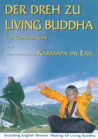Clemens Kuby - CD - Dreh zu Living Buddha