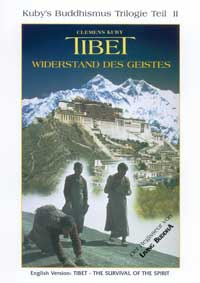 Clemens Kuby  Tibet - Widerstand des Geistes  CD Image