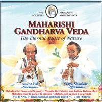Anant Lal & Daya Shankar: CD Sunrise Vol. 11/1 Friede u. Gelassenheit