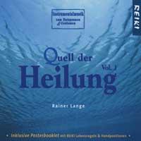 Rainer Lange: CD Quell der Heilung - Reiki