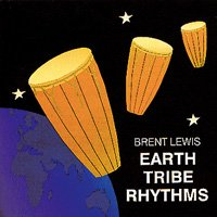 Brent Lewis  CD Earth Tribe Rhythms