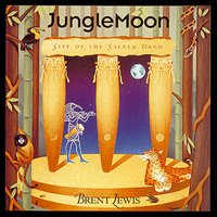 Brent Lewis - CD - Jungle Moon