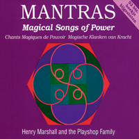 Henry Marshall: CD Mantras - Magical Songs of Power (2CDs)