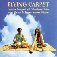 Alex Mayer &  Kumar Mishra: CD Flying Carpet