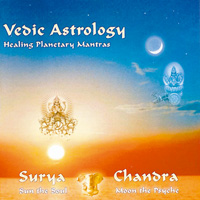 Shabnam & Satyamurti - CD - Surya & Chandra - Vedic Astrology Vol. 2