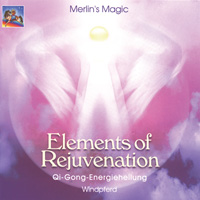 Merlins Magic - CD - Elements of Rejuvenation