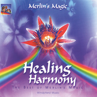Merlins Magic - CD - Healing Harmony