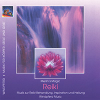 Merlins Magic  CD Reiki