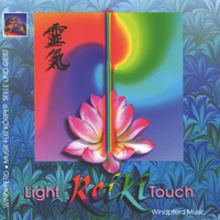 Merlins Magic: CD Reiki - Light Touch