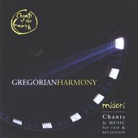 Midori: CD Gregorian Harmony