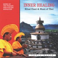 Monks of Nianang Phelgyeling: CD Inner Healing - Ritual Chant
