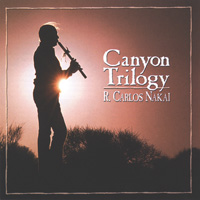 Carlos Nakai: CD Canyon Trilogy