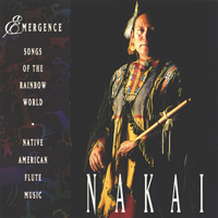 Carlos Nakai: CD Emergence
