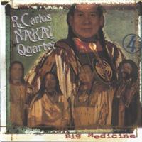 Carlos Nakai  Quartet: CD Big Medicine
