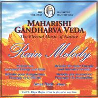 Amar Nath: CD Rain Melody Vol.19 für mehr Energie und Freude
