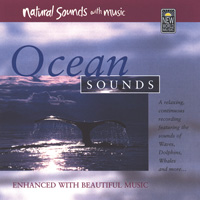 Natural Sounds with Music - CD - Ocean Sounds