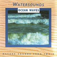 Nature Sounds from Fönix - CD - Watersounds - Ocean Waves