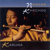 Nawang Khechog - CD - Karuna