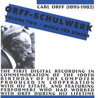 Orff-Schulwerk: CD Orff-Schulwerk Vol. 2: Musik für Kinder