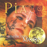 Pia - CD - Benediction Moon