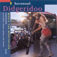 Barramundi: CD Didgeridoo - Music for Meditation
